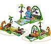 Коврик для малышей Тропический лес 3059, фото 3