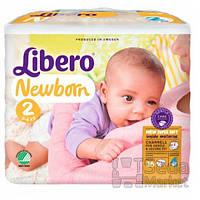 Подгузники Libero Newborn, размер 2 (3-6 кг), 36 шт.