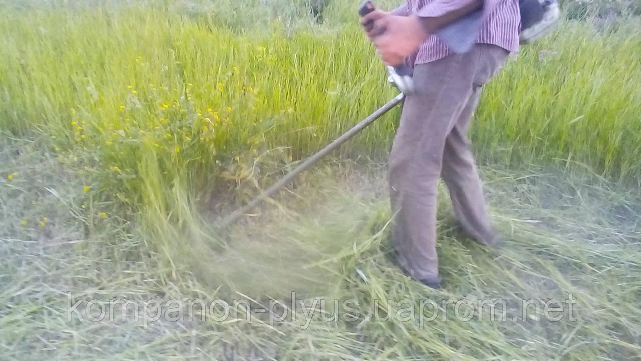 Покос травы цены Киев