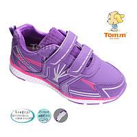 Детские кроссовки для девочек от производителя Tom.m 1522E (12/6 пар 27-32)