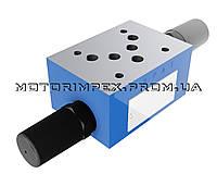 Предохранительные клапаны модульного монтажа ZDB10 и Z2DB10 (КПМ10), фото 1