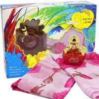 Unique La Passion Набор Parfum 30ml + шарфик женский