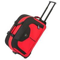 Средняя дорожная сумка Boyi Red