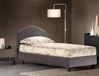 Детская кровать односпальная Classic с мягким изголовьем односпальная  для отеля, гостиницы