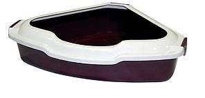 Croci уголовой туалет для котов  (55х42х16 см) (C6020106)
