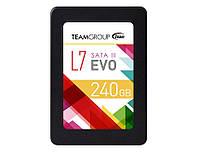 """Накопитель SSD  240GB Team L7 EVO 2.5"""" SATAIII TLC (T253L7240GTC101)"""