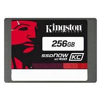 """Накопичувач SSD  256GB Kingston SSDNow KC400 2.5"""" SATAIII MLC (SKC400S37/256G)"""