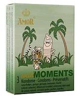 Презервативы - Amor wild Moments 3шт