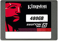 "Накопитель SSD 480GB Kingston V300 2.5"" SATAIII MLC (SV300S37A/480G)"