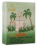Презервативы - Amor wild Love 3шт
