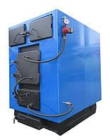 Котел твердотопливный UNIMAX КТ 400 кВт Турбо с пультом, вентиляторами (3 шт),форсунками в комплекте