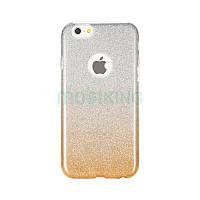 Чехол-накладка с блестками iPhone 6 6s Remax Glitter