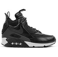 Мужские кроссовки Nike Air Max 90 Winter Sneakerboot Black