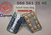 Tadarise 40. Сиалис 40 мг. Дженерик (Тадалафил). Индия.