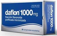 Дафлон 1000 мг / Daflon 1000 мг., Serdia / 10 таб