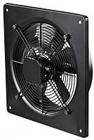 Осевой Вентилятор с Квадратной Рамой серии В