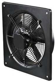 Осьовий Вентилятор з Квадратної Рамою серії В
