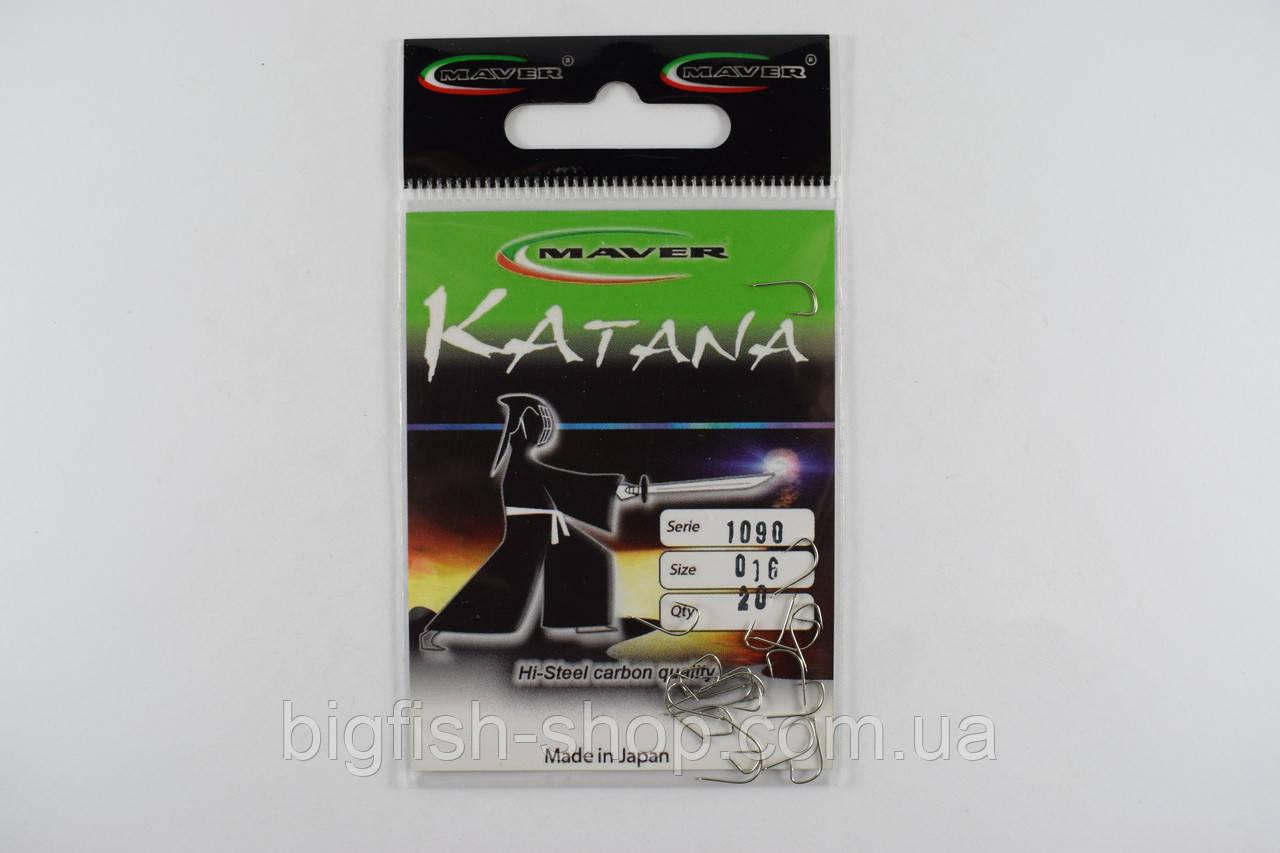 Крючки Maver Katana 1090 (№16)