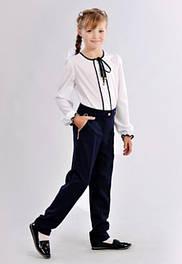 Школьные брюки, лосины для девочки