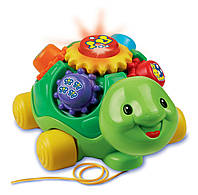 VTech Обучающая игрушка каталка черепаха