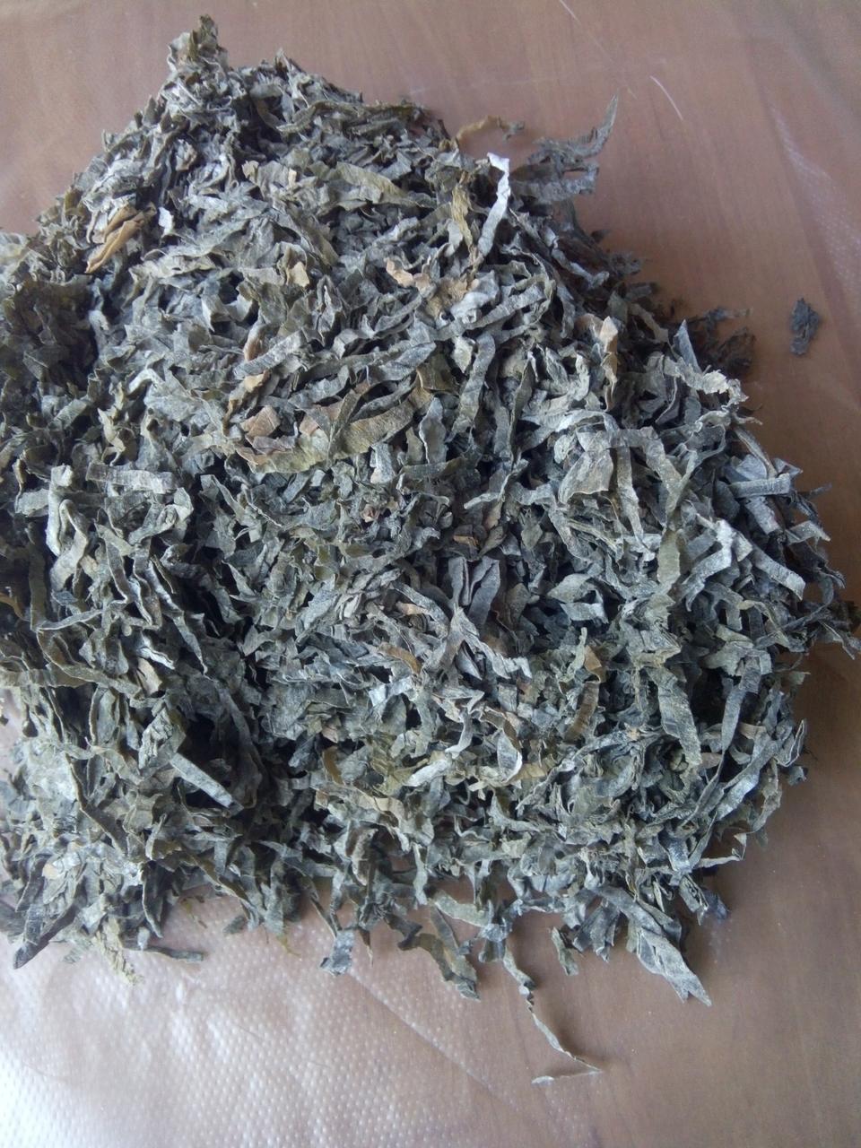 """Ламинария сушеная[морская капуста] 1:7 1 кг - Интернет-магазин """"экокум"""" в Львове"""