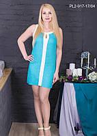 Платье  оптом  Шери  красивое, модное, фасон в размерах 44, 46,  48, 50 по  распродаже