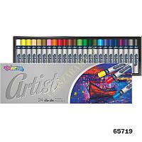"Пастель ""Artist"" масляная, 24 цвета, ТМ Colorino"