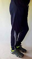 Штаны спортивные мужские трикотажные - манжет, фото 2