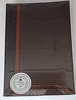 Альбом.Фотоальбом L-11 300ф. коричневый.
