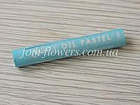 Пастель масляная мягкая Mungyo №223 Turquoise Blue, фото 1