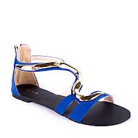 Сандали женские лето X646-11 Blue