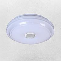 Люстра потолочная светодиодная  (62-HS003 LED 18+18W 400 mm)