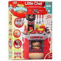 Игровой набор Кухня  LITTLE CHEF 008-908А, 69 СМ ВЫСОТА, СВЕТ, МУЗЫКА, фото 3