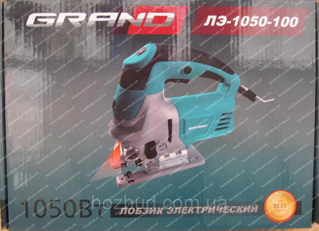 Лобзик GRAND ЛЕ-1050-100