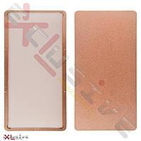 Форма для дисплейного модуля (для ламинации у вакуумных машинах) Samsung Galaxy S6 Edge G925 (алюминиево-силиконовый)