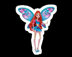 Кукла Винкс Блум Winx Fashion Doll Harmonix - Bloom