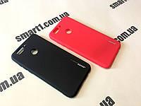 Силиконовый TPU чехол SMTT для Huawei NOVA 2 Plus