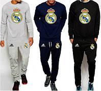Cпортивный костюм Real Madrid logo top