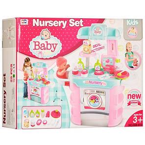 """Детский игровой центр по уходу за куклами """"NURSERY SET 008-910"""", фото 2"""