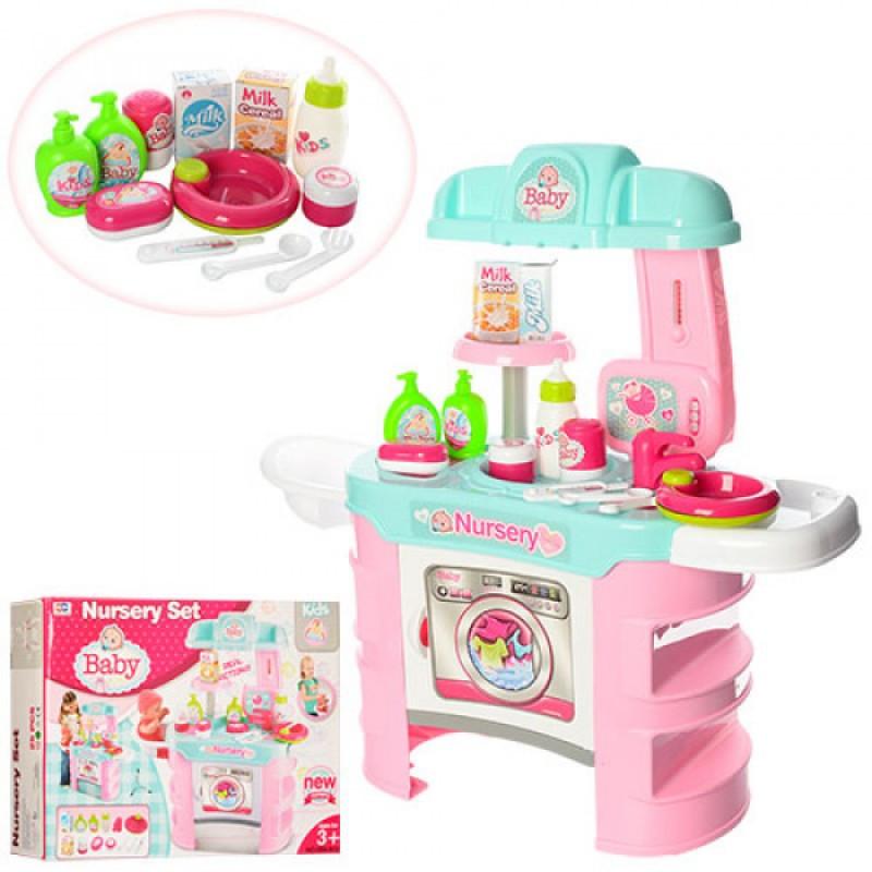 """Детский игровой центр по уходу за куклами """"NURSERY SET 008-910"""""""