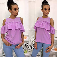 Ультрамодная женская блуза