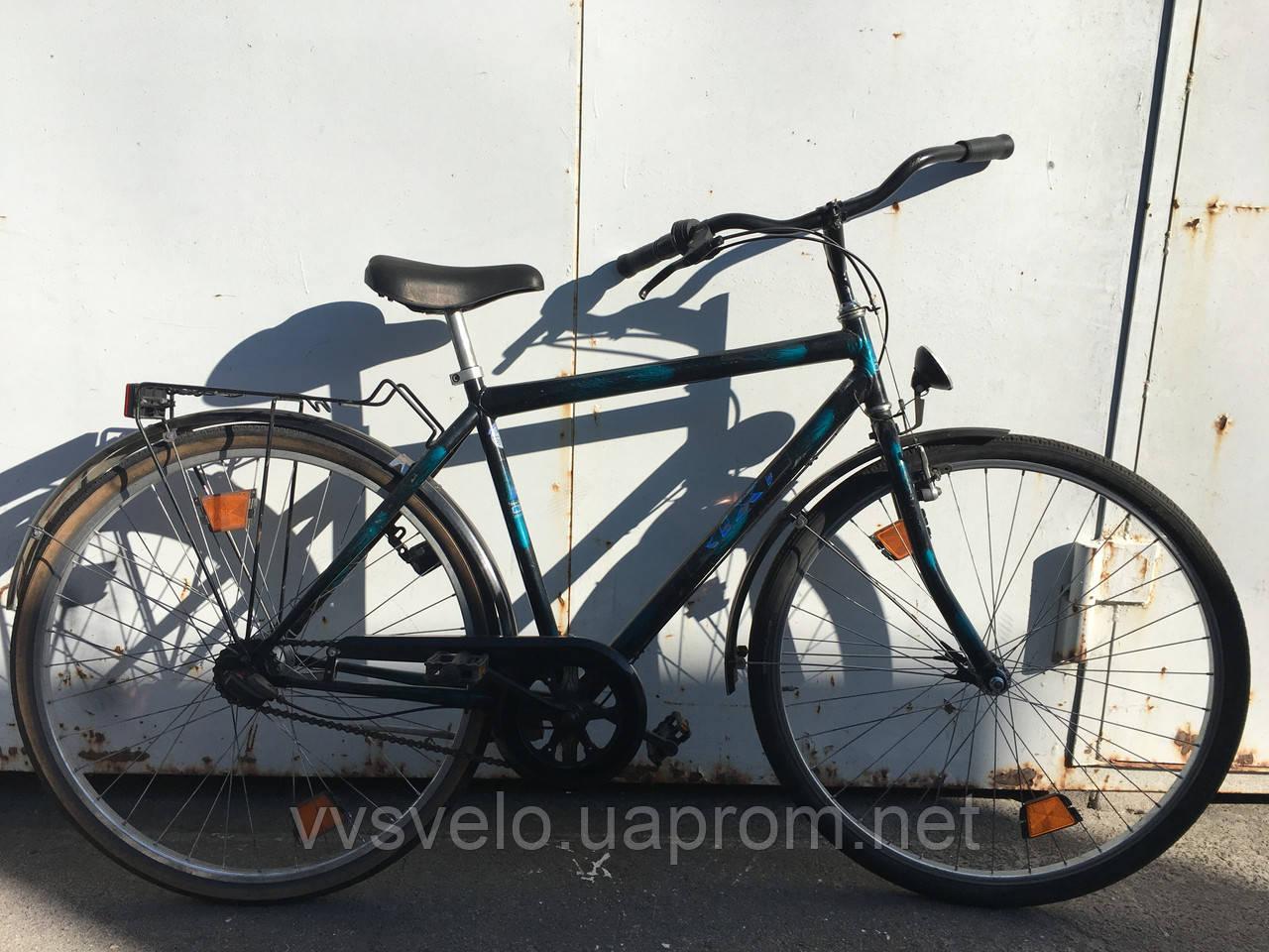 Велосипед на планетарной втулке SRAM s7 бу