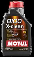 MOTUL 8100 X-clean SAE 5W40 (4L)