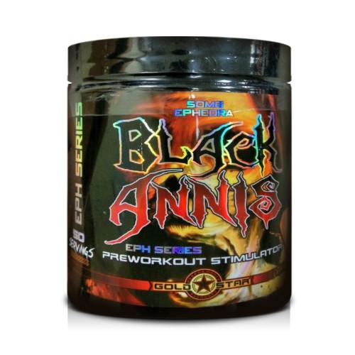 Предтреник Black Annis EPH Series 300 гр 50 порций