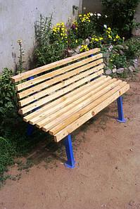Лавочка (скамейка) садовая, парковая, дачная 1750 мм