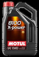 MOTUL 8100 X-power SAE 10W60 (5L)