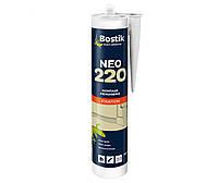 Клей неопреновый BOSTIK NEO 220 для декоративных и столярных элементов желто-бежевый, 280мл
