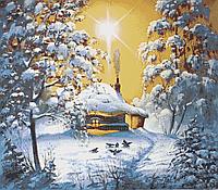 Схема для бисера Домик в лесу, фото 1
