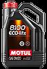 MOTUL 8100 Eco-lite SAE 0W20 (5L)