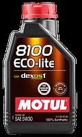 MOTUL 8100 Eco-lite SAE 5W30 (1L)